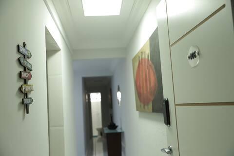 Apartamento 2 Quartos em frente  Buriti Shopping