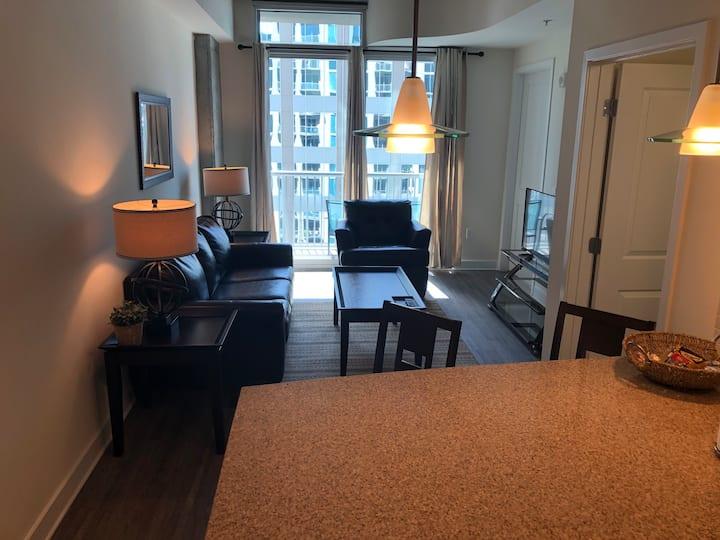 Uptown Charlotte 1 Bdrm Apartment Home