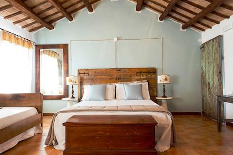 Bed & Breakfast Corte Zen Hemingway Room | Adria