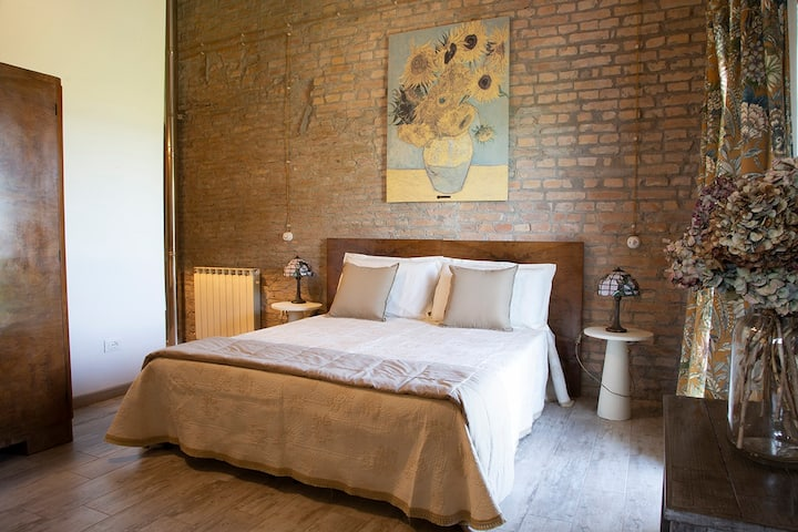 Bed & Breakfast Corte Zen van Gogh Room | Adria