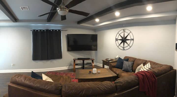 The Hidden Gem OKC- Spare Bedroom($0 cleaning fee)