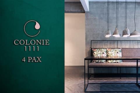 Colonie 1111 - 4 pax