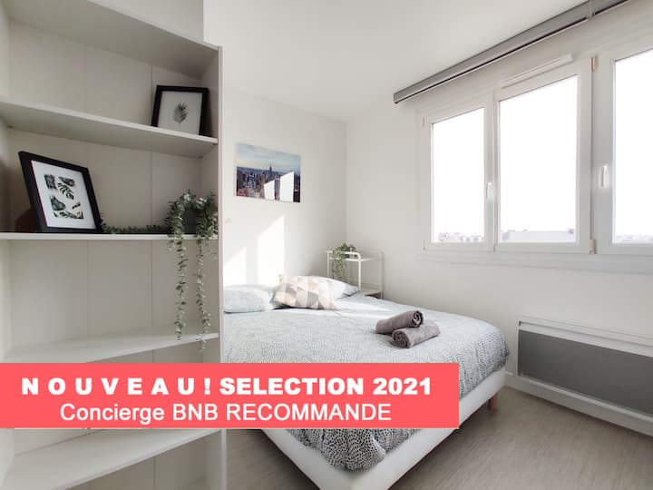 NEW CD Résidence BNB Saint Nazaire -102
