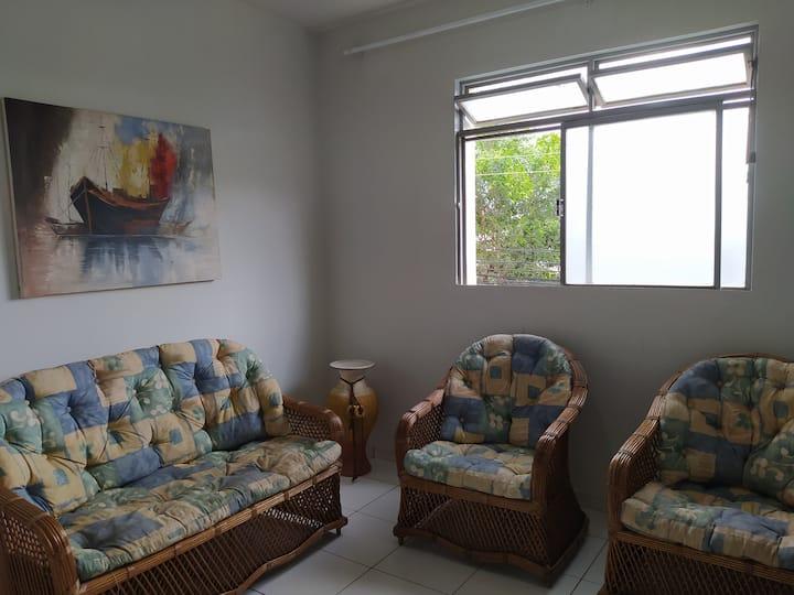 Excelente apartamento na região central de Moc