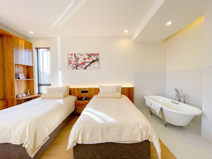 豪华双床房1