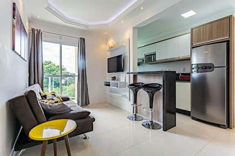 Fit with suite and balcony sea view InglesesLEN203