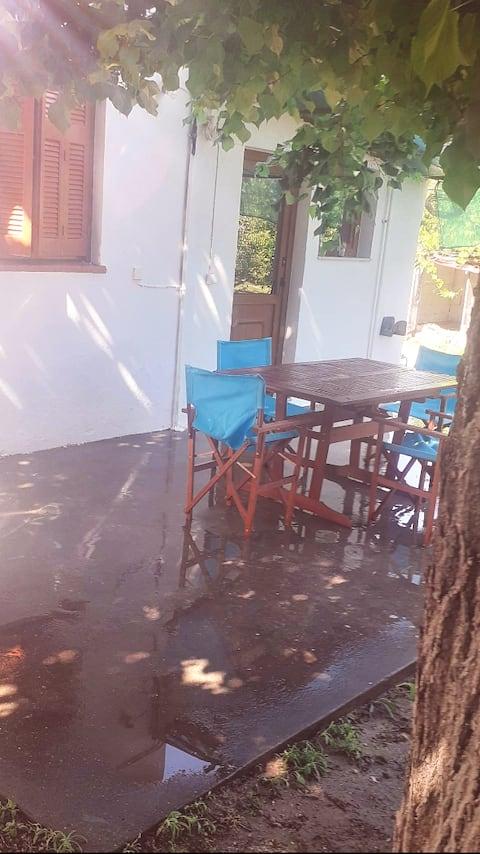 EVRIAKI'S HOUSE