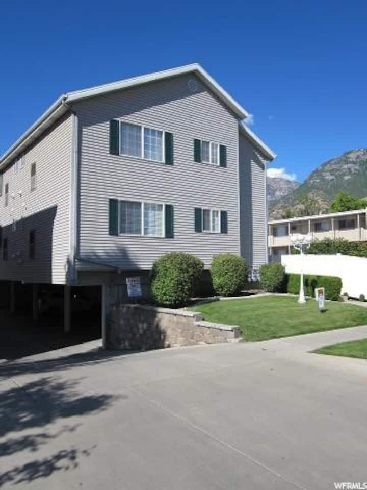 Right Next to BYU--1 bedroom condo south of campus