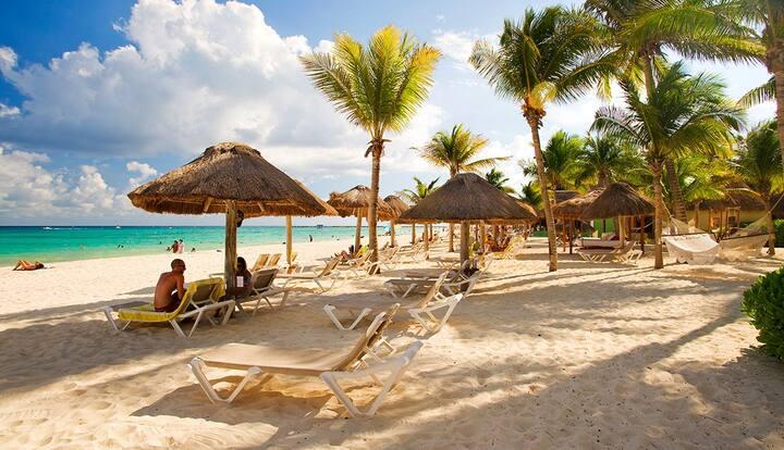 Casa con alberca a 15min de la Playa
