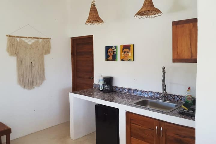 "Casa Sofia Holbox - Loft ""Luna"" for 1-3 people"