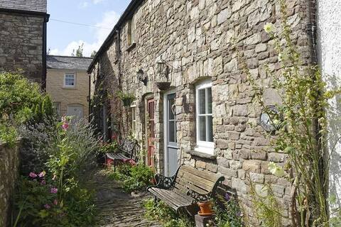 Picturesque character cottage in beautiful village