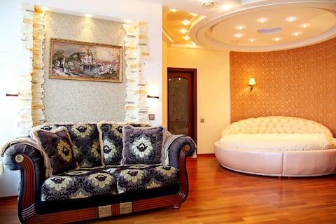 Lägenhet Most City. Heart Dnipro.