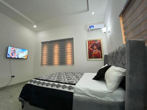 Comfortable room in the heart of Asokoro Extension