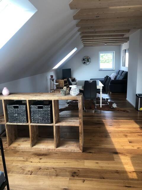 Apartament/apartament dla 4 osób z 66 m2 w Dachau