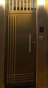 L'entrée principale dispose d'une boîte à clef
