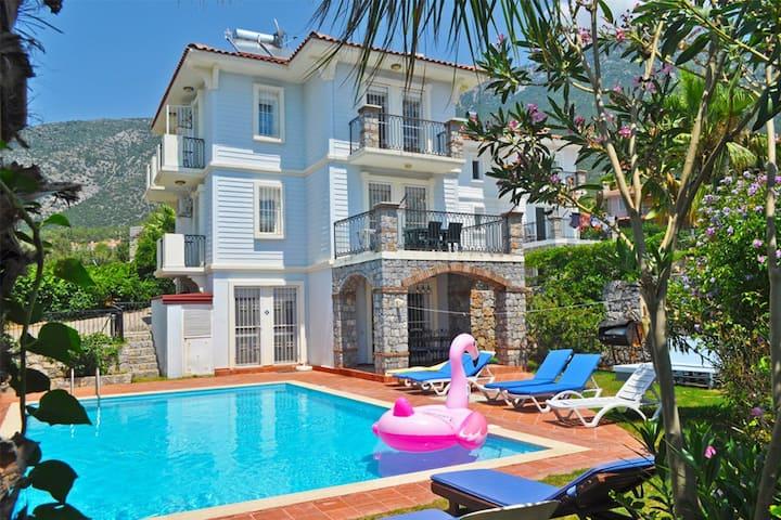 Sam villa With Private pool