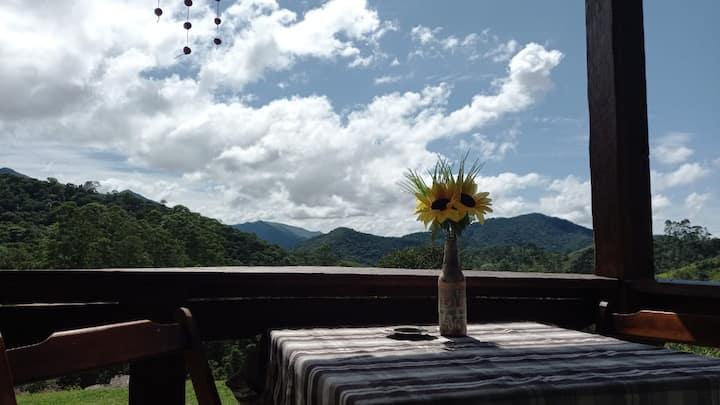 Visconde de Mauá, bela vista e muita paz.