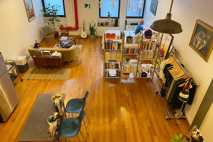 Perfect East Williamsburg/Bushwick Loft