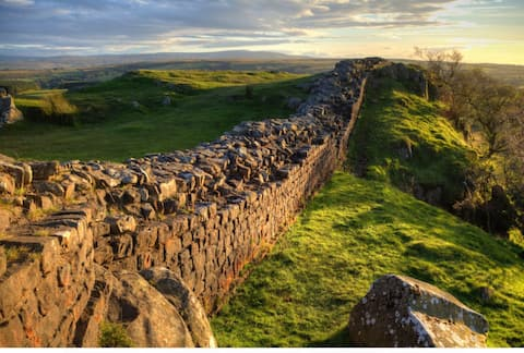 Hadrian's Wall 2 bedroomed village apartment