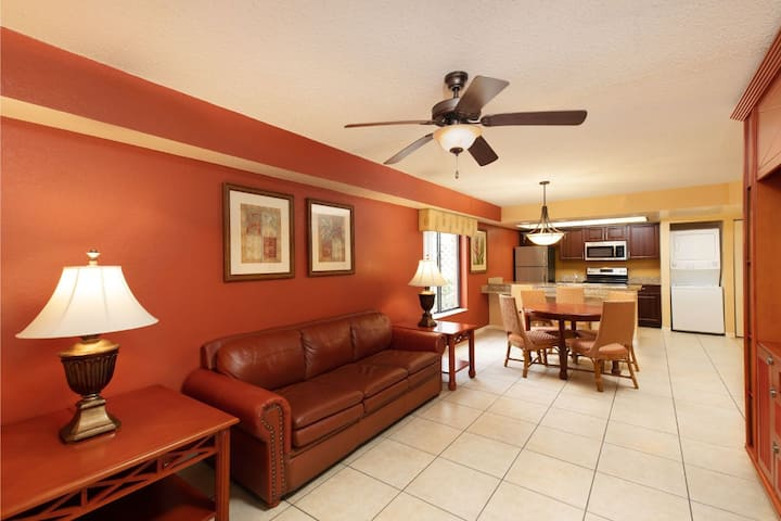 Disney/Universal, Perfect 2BR unit with Kitchen!
