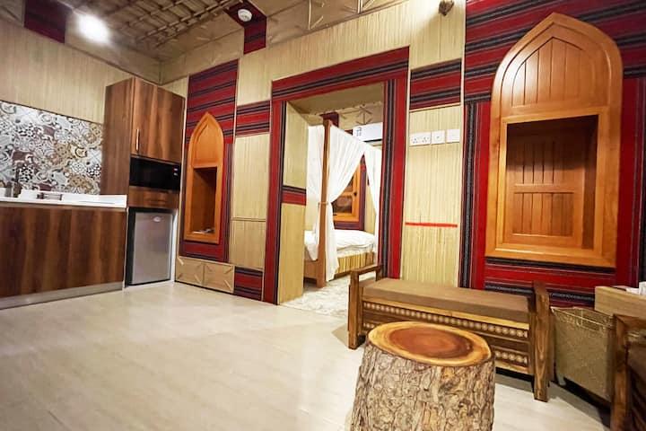 Stunning Omani House Near Souq Mutrah, Majan Suite