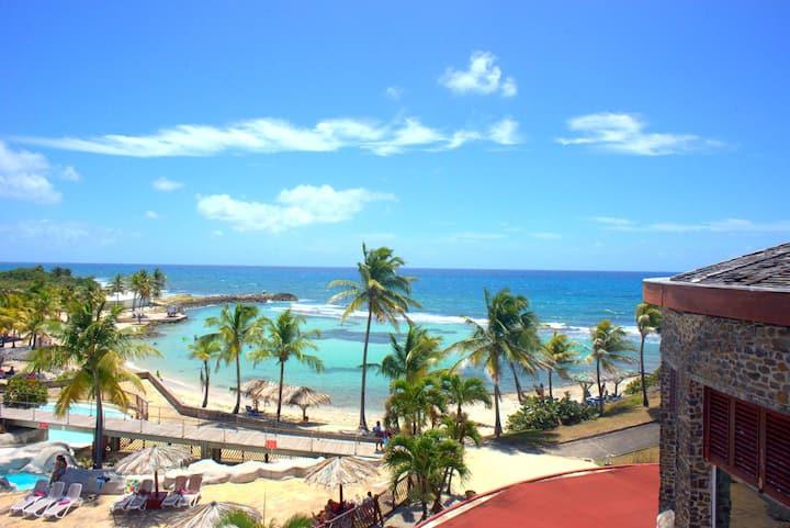 Manganao habitacion playa y piscina