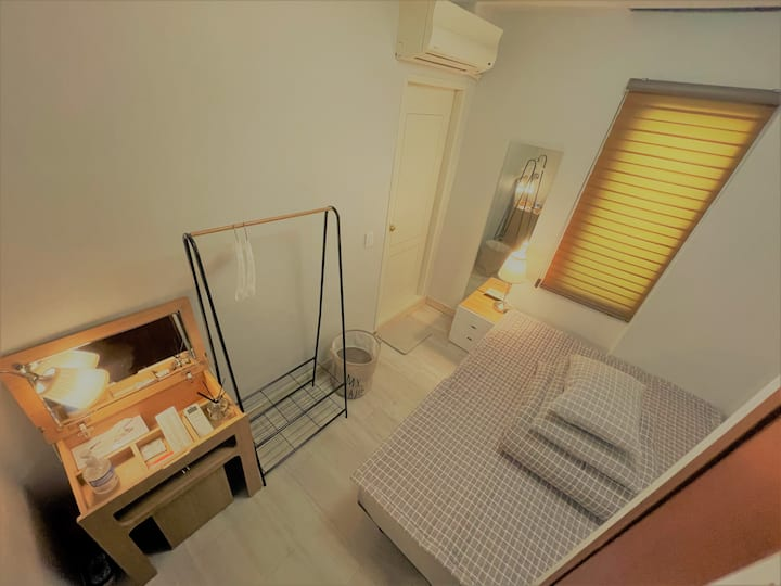 Deluxe Double Room with Private Bathroom Inside