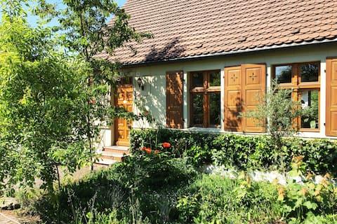 """Das Haus """"Insulaner"""" in Marienwerder"""