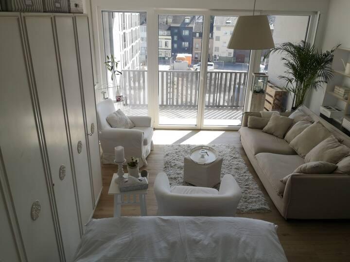 möbliertes Apartment in Köln geschmackvoll modern