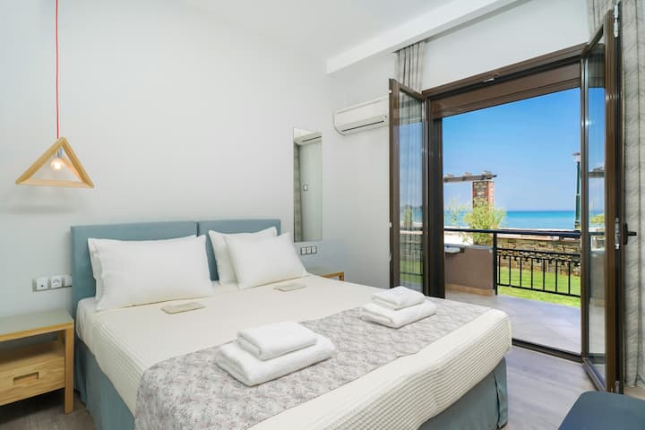Kamelia Hotel -Superior Room with Sea View
