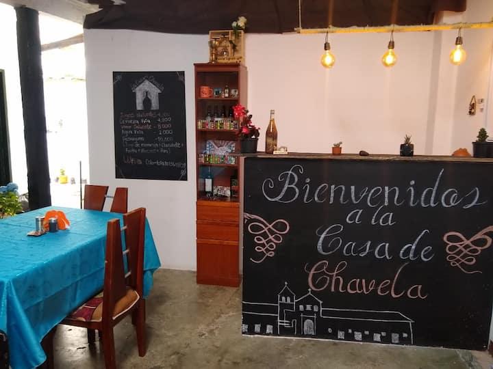 Hostal La Casa De Chavela