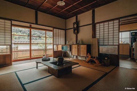 Japan's oldest remaining company housing (#9)