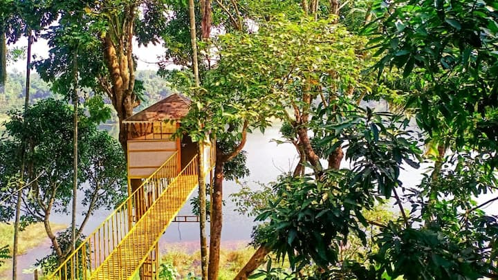 TREE HOUSE HEAVEN OF WAYANAD