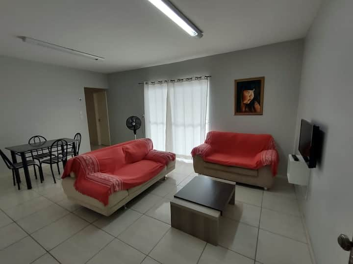 Apartamento amplo, para 2 hóspedes (201)