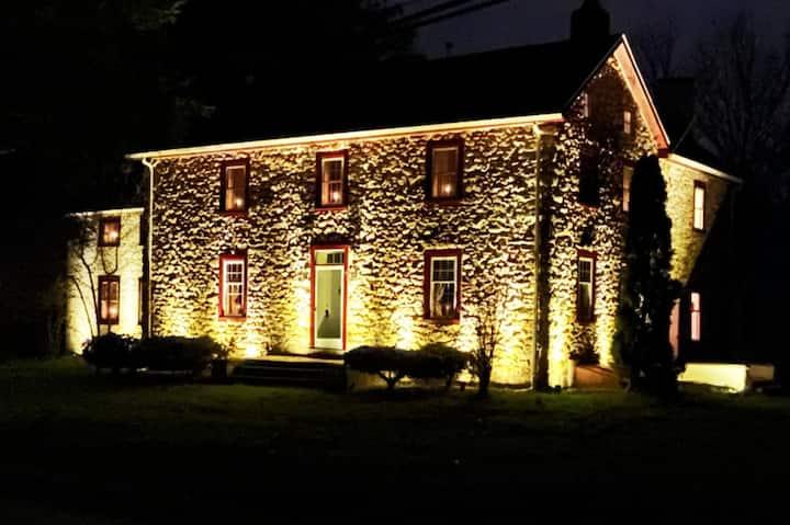 Historic Emmett Stone House 1732
