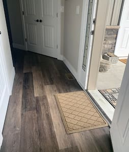4-ft hallway for handicapped accessibility