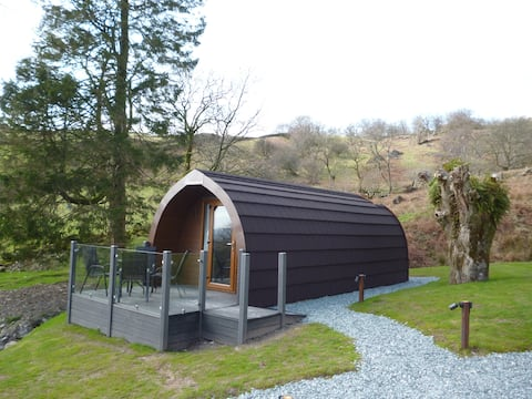"""Troutbeck Camping Pods - """"Ullswater"""""""