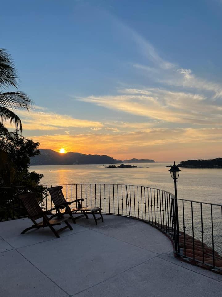 Acapulco Hidden Gem: sea, nature & relax