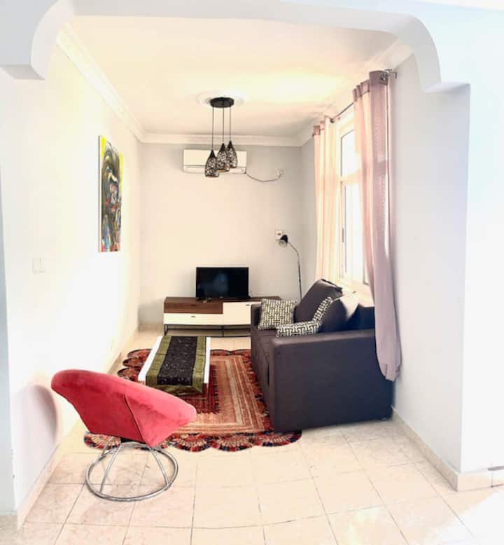 Luxueux Appartement avec WI-FI 24h/24 Kitambo GB