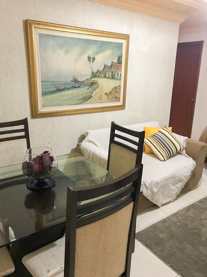Apartamento Eldorado próx. ao Hospital / Bombeiros