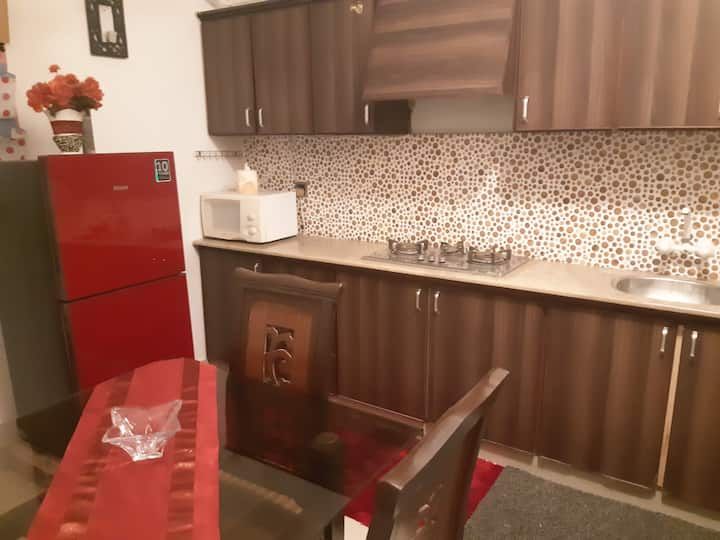 """Entire-Fully Furnished 2 Bedroom! Phase 6 DHA"""