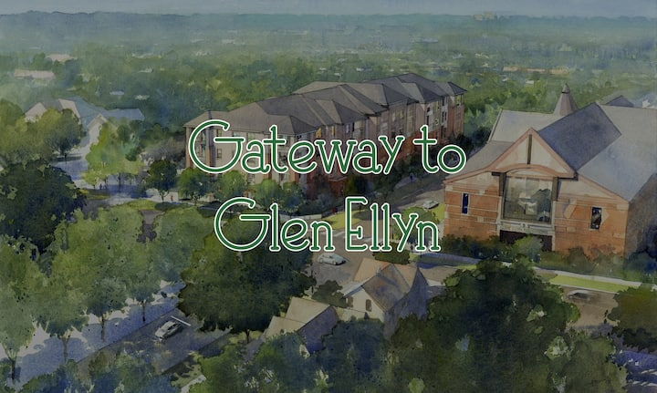 Gateway to Glen Ellyn
