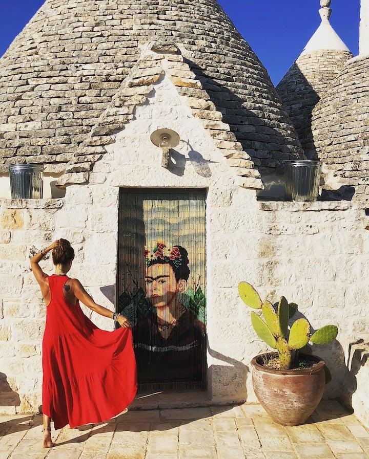 Trullo Frida, Cisternino