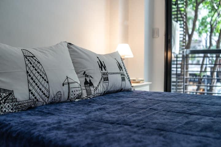New Stylish Apartment Medrano St.