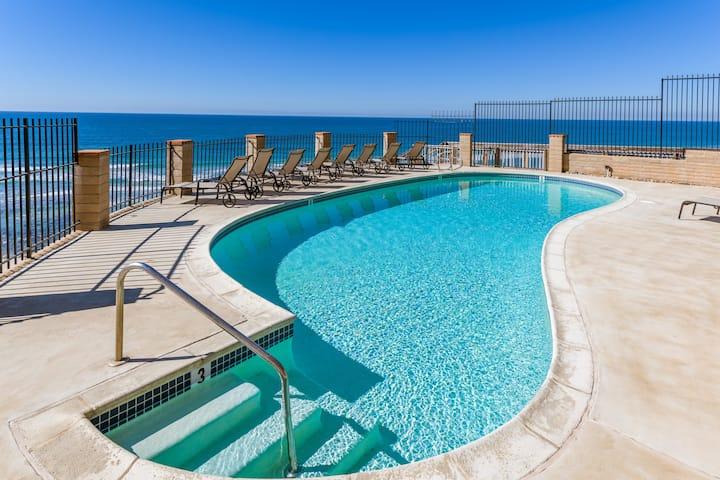 Fabulous Remodeled Ocean View Condo