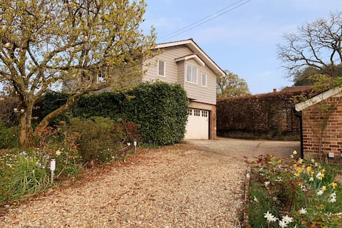 Welcoming apartment in the heart of the New Forest