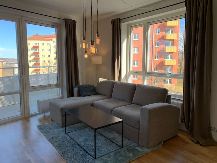 Modern apartment in the heart of Majorna