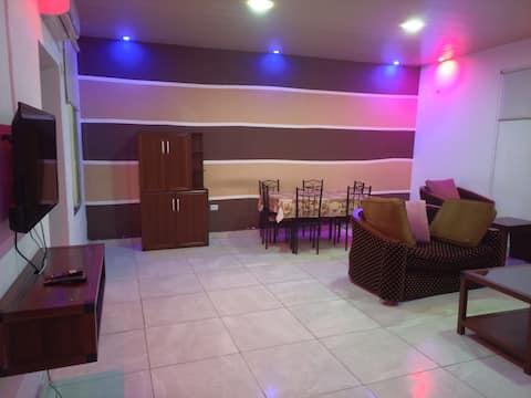 City apartment 8 - rest haven in Sinkor