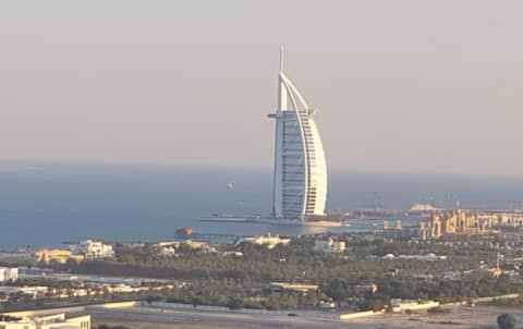 Amazing Views, Palm Jumeirah Front, One Bed Apt