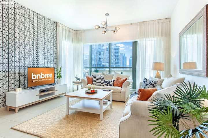 Elegant 1 BR in the ❤ of the Boulevard | bnbmehome
